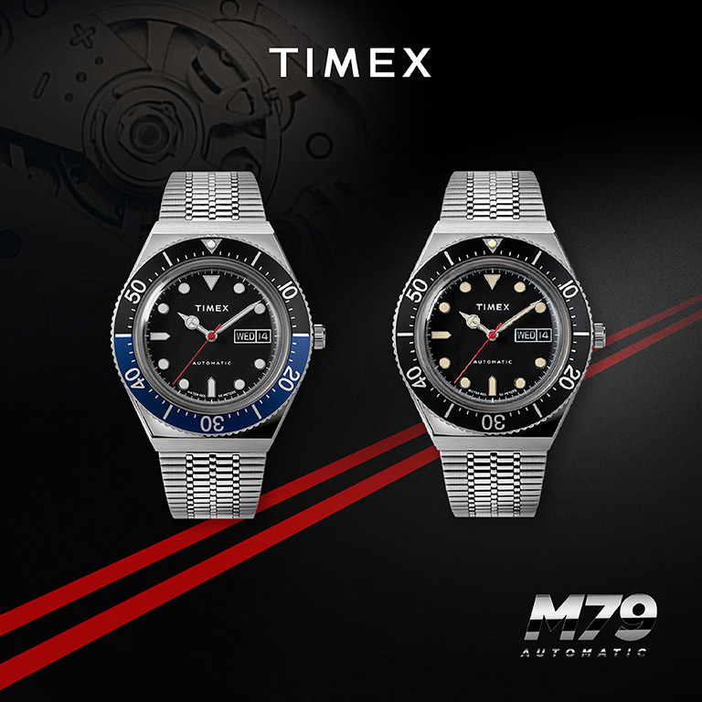 Thumb The Watch Co. New Timex M79