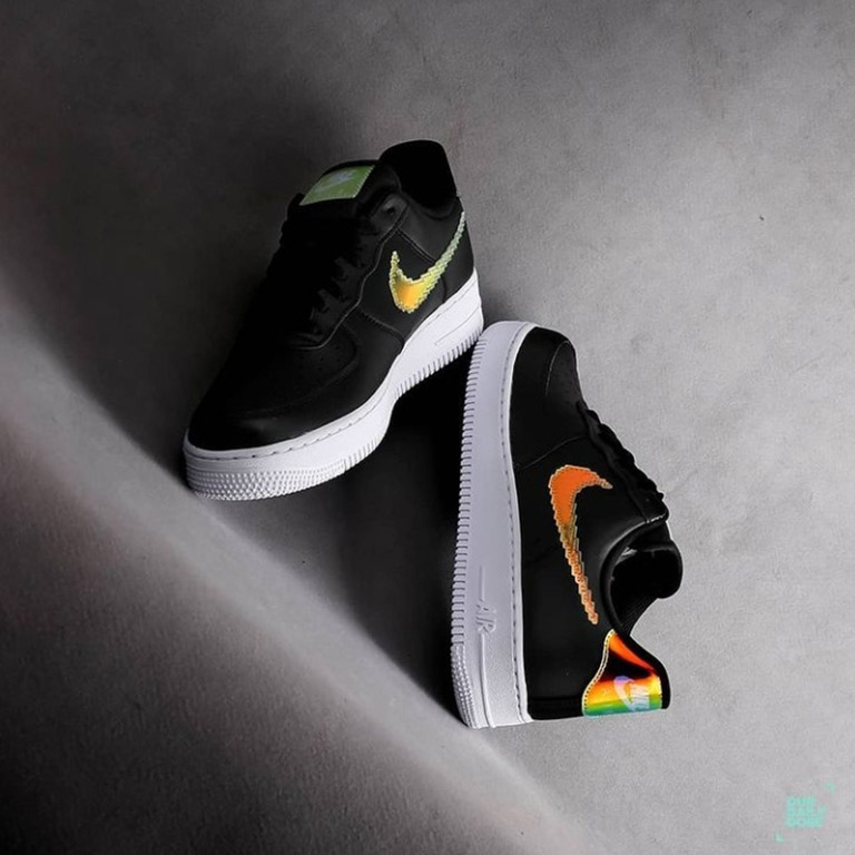 Our Daily Dose NIKE AIR FORCE 1 BLACK