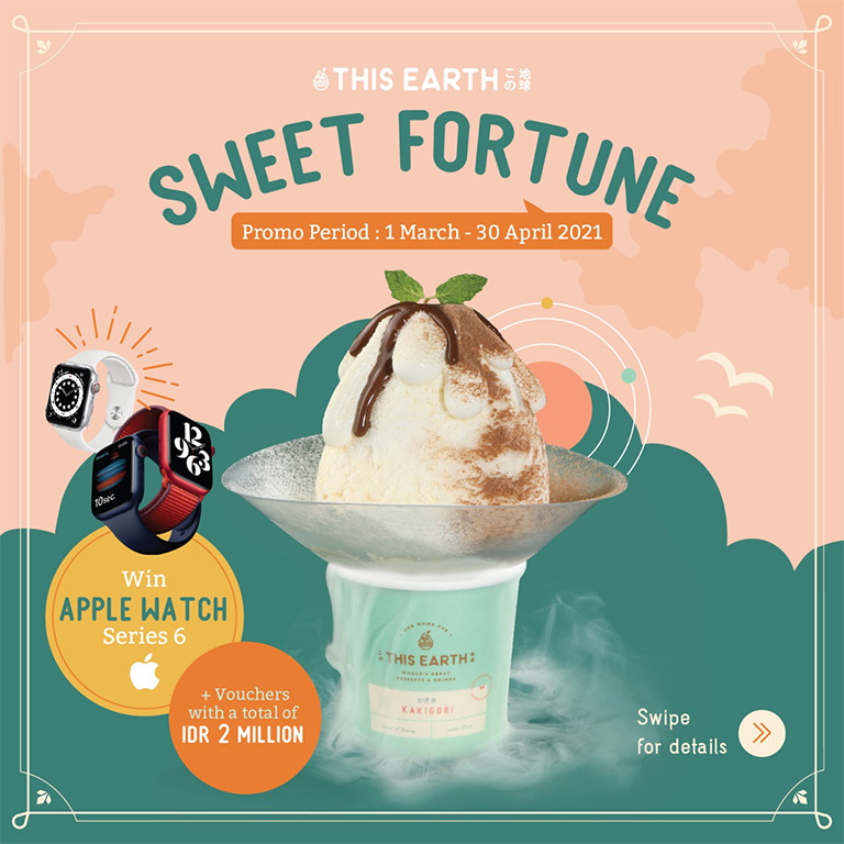 This Earth Sweet Fortune