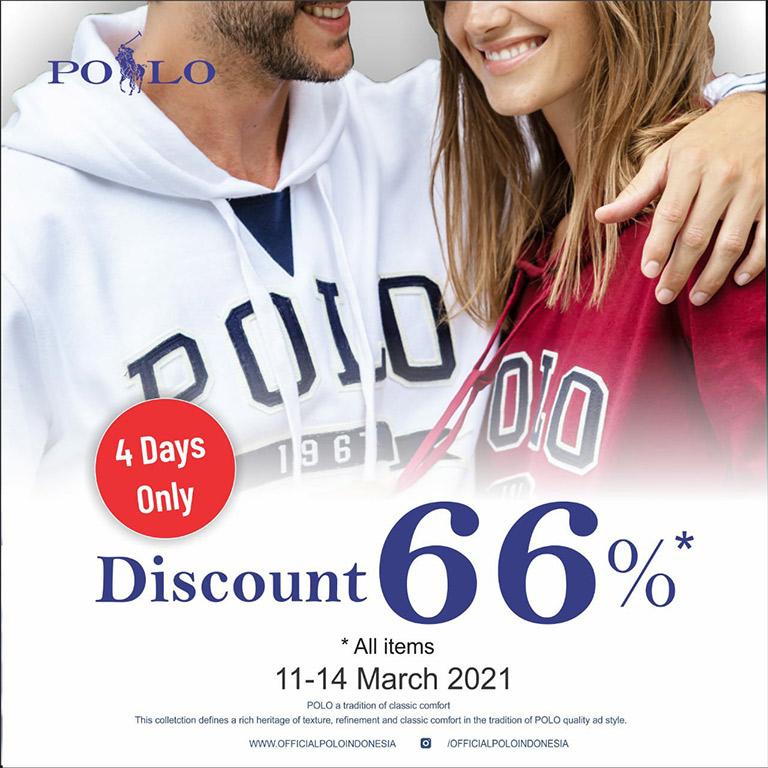 Polo Diesel POLO DISC 66%
