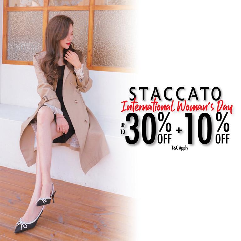 Staccato International Women`s day