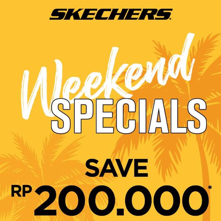 Skechers Weekend Specials