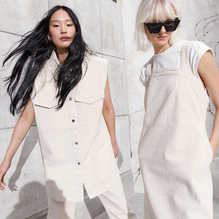 H&M Spring`s monochrome gems