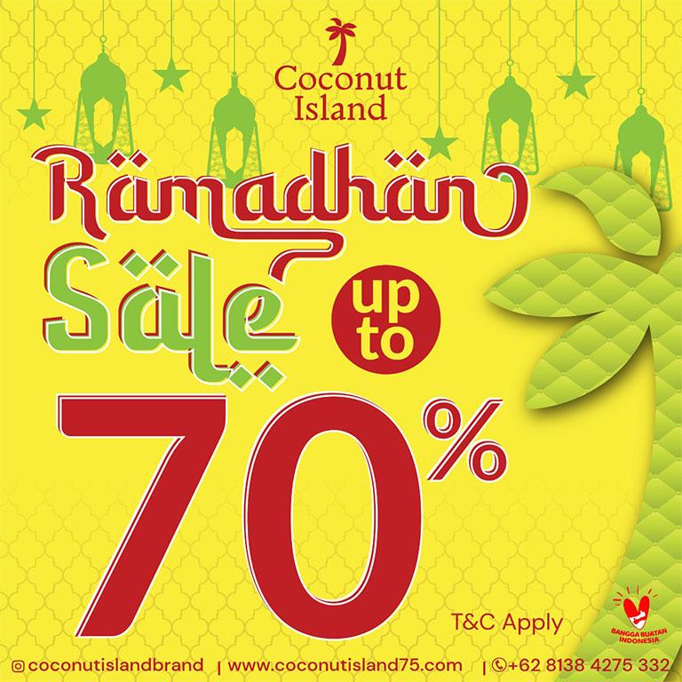 Coconut Island Ramadhan SALE