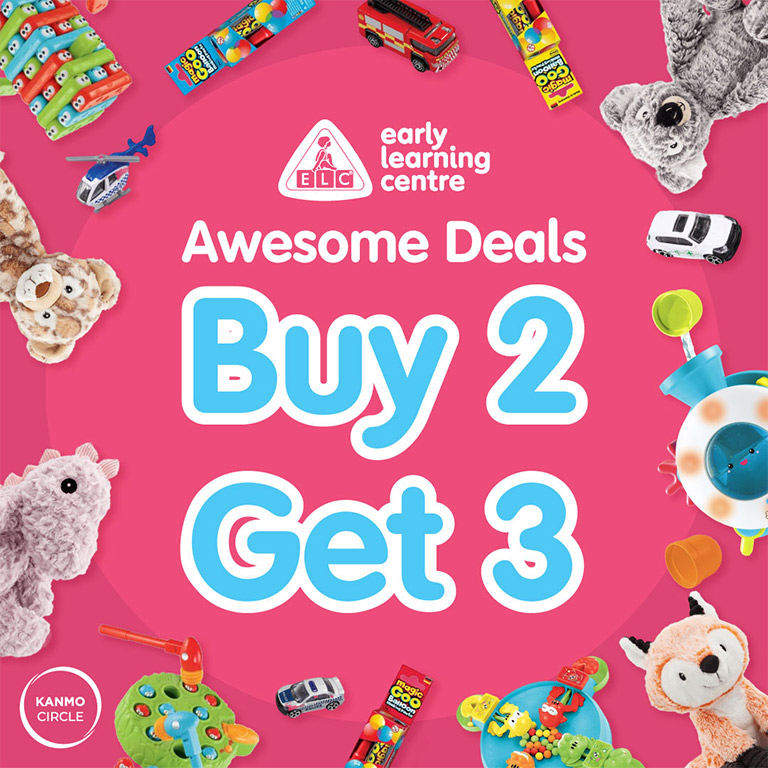 ELC (Early Learning Center) Awesome Deals