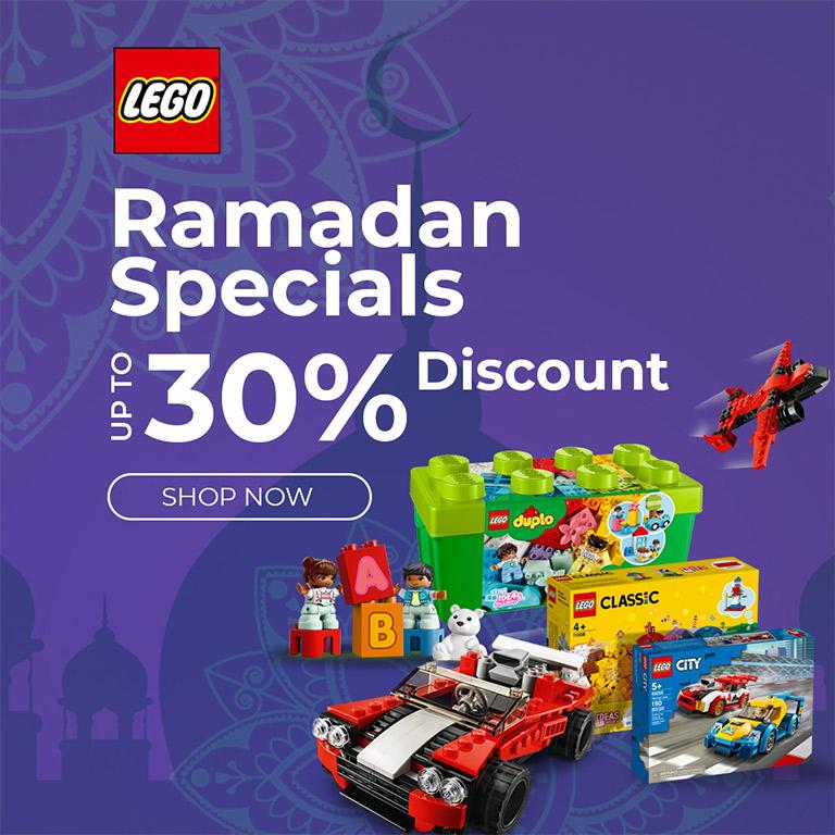 LEGO Ramadan Specials!