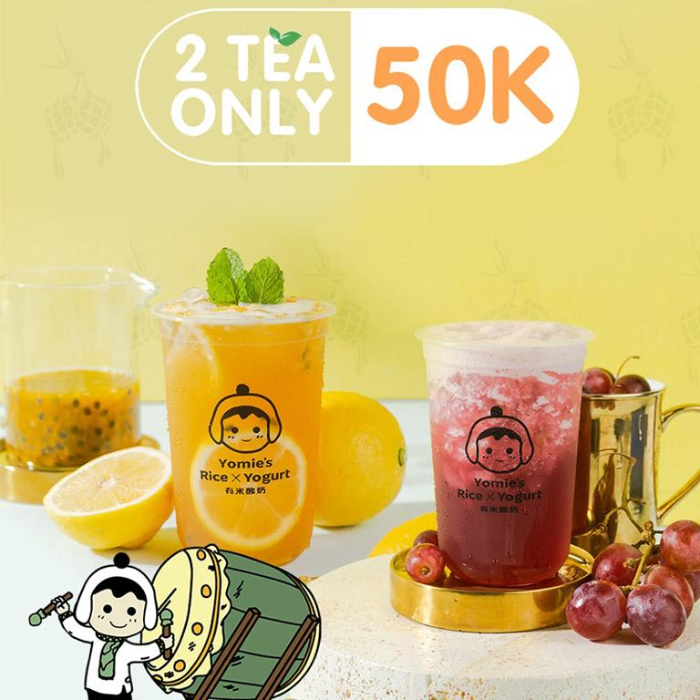 Thumb Yomie`s Rice x Yogurt 2 TEA ONLY 50K