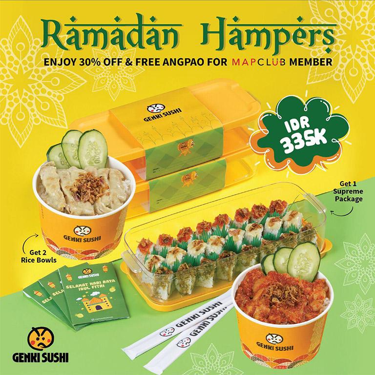 Genki Sushi Special Ramadhan