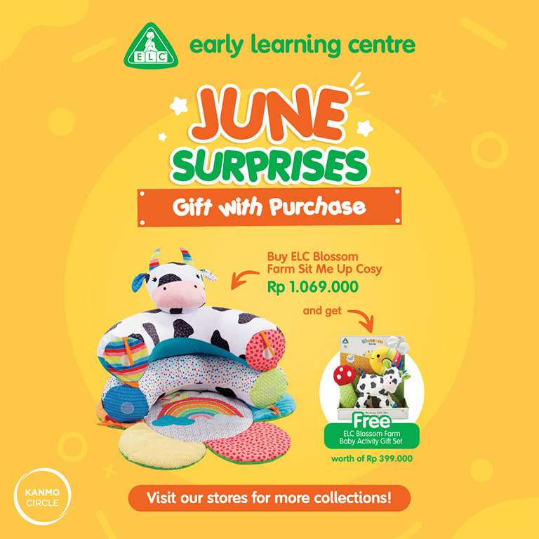 ELC (Early Learning Center) JUNE SURPRISES