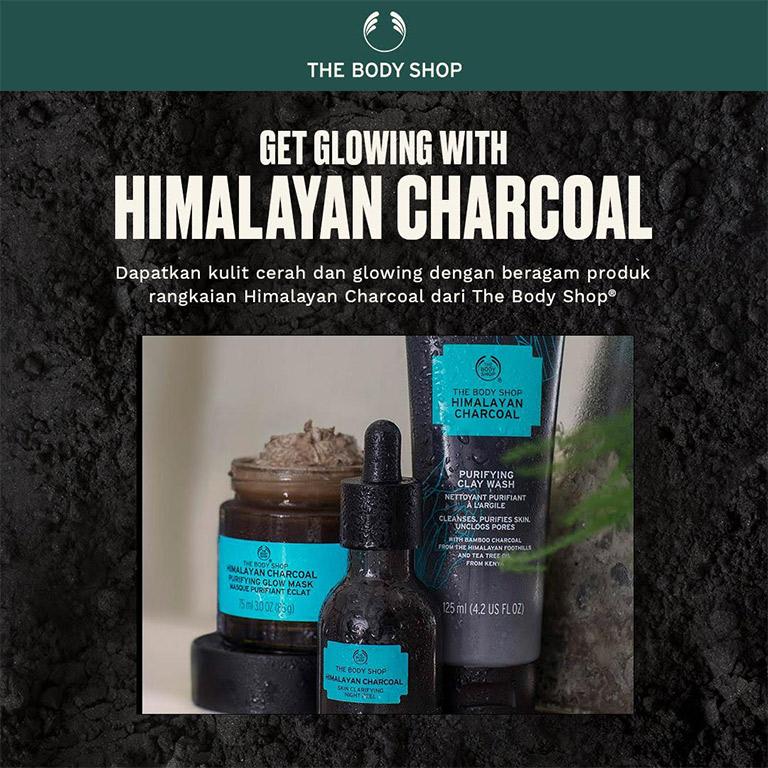The Body Shop Himalayan Charcoal