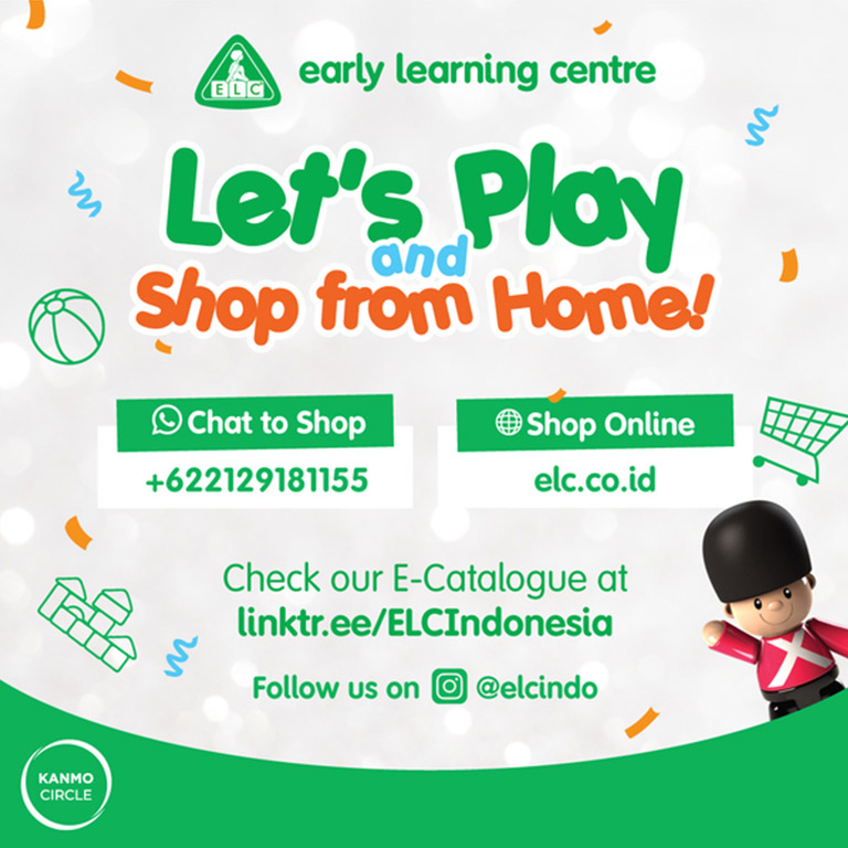 Thumb ELC (Early Learning Center) Lets Play And Shop From Home!