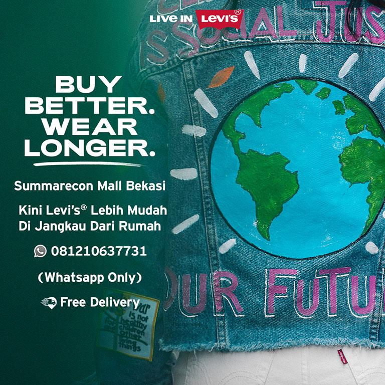 ELC Buy Better, Wear Longer