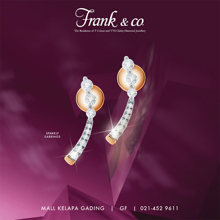 Frank & Co Jewellery Flare Collection