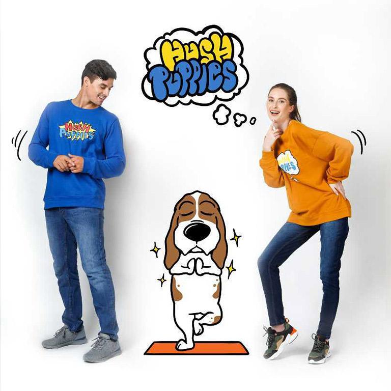 Hush Puppies BUY 1 GET 30% & BUY 2 GET 50%