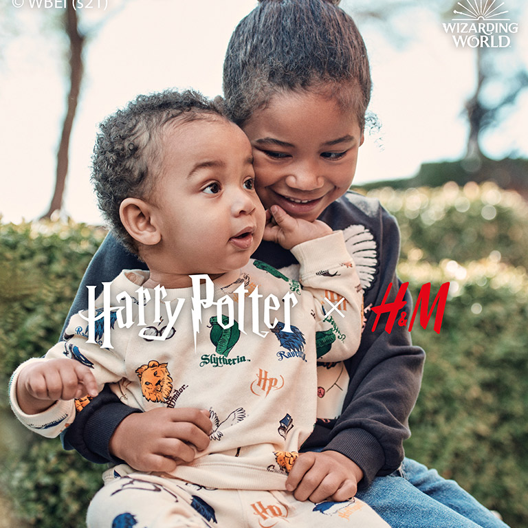 H&M Harry Potter x H&M