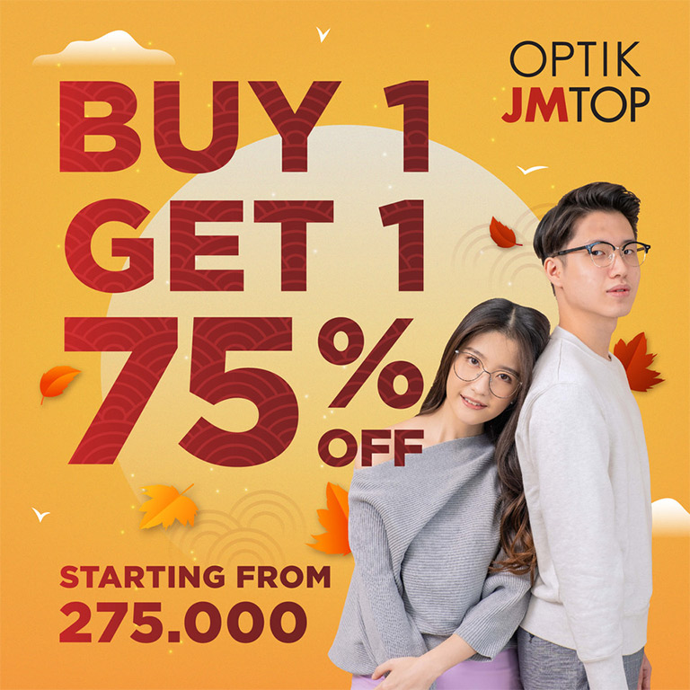 JM Top Optical Autumn Sale!
