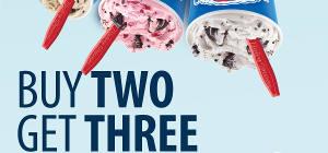 Dairy Queen Promo September