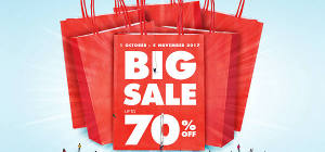 Big Sale Up To 70%