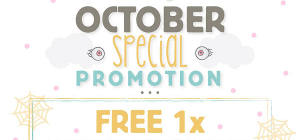 October Special Promotion