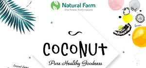 Discount 10% of Coconut Oil
