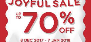 Joyful Sale