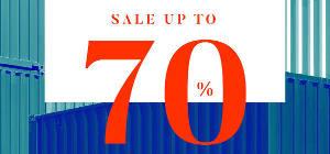 The Executive Diskon Up To 70%