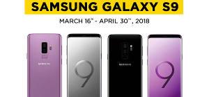 Raih Kesempatan Untuk Memenangkan Samsung S9