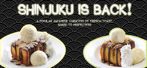 Shinjuku Is Back In Secret Recipe