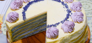 Try Mille Crepes Lavender Flavour