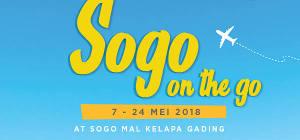 SOGO On The Go!