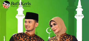 Koleksi Batik Lebaran 2018