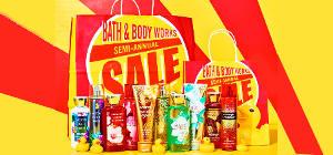 Bath & Body Works Semi Annual SALE!