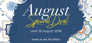 SOGO Home August Special Deal