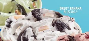Summer OREO Blizzard