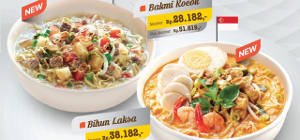 Bakmi GM Taste Of Asia