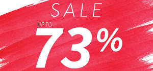 Get Discount Up To 73%!!