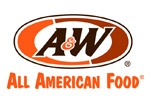 Logo tenant A & W Restaurant