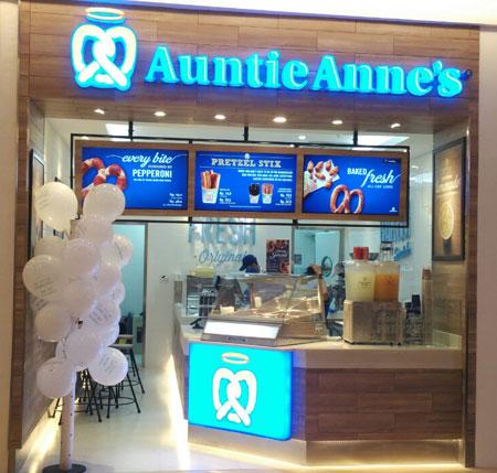 Thumb Auntie Anne`s