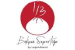 Logo tenant Bakpao Sepertiga by Legend Baozi