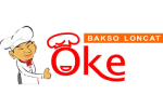 Logo tenant Bakso Loncat OKE