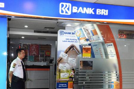 Thumb tenant Bank BRI