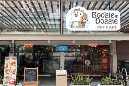Thumb tenant Boogie Doggie Pet Cafe