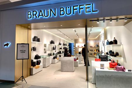 Thumb tenant Braun Buffel