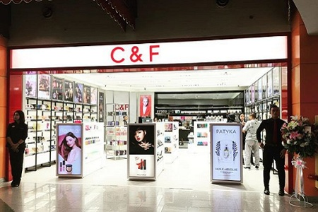 Thumb tenant C & F Perfumery