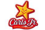 Logo tenant Carl`s Jr