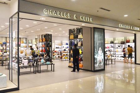 charles and keith china