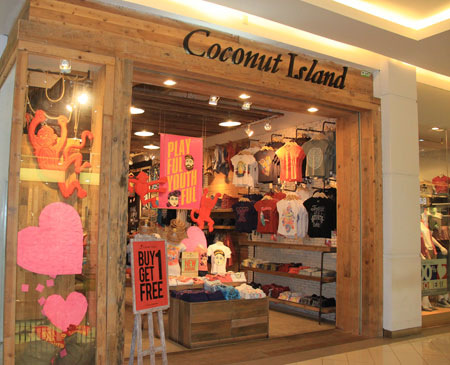 Thumb Coconut Island