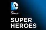 Logo tenant DC Superheroes