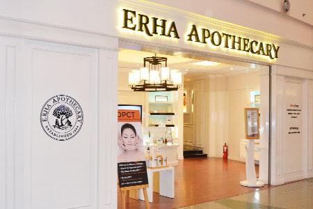 Thumb tenant Erha Apothecary