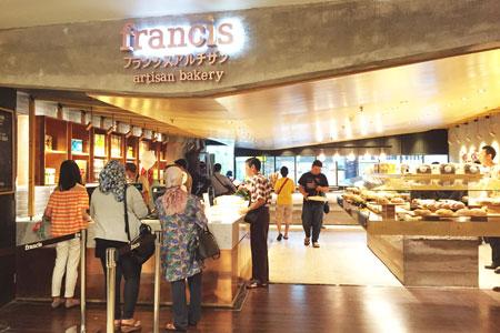 Thumb tenant Francis Artisan Bakery